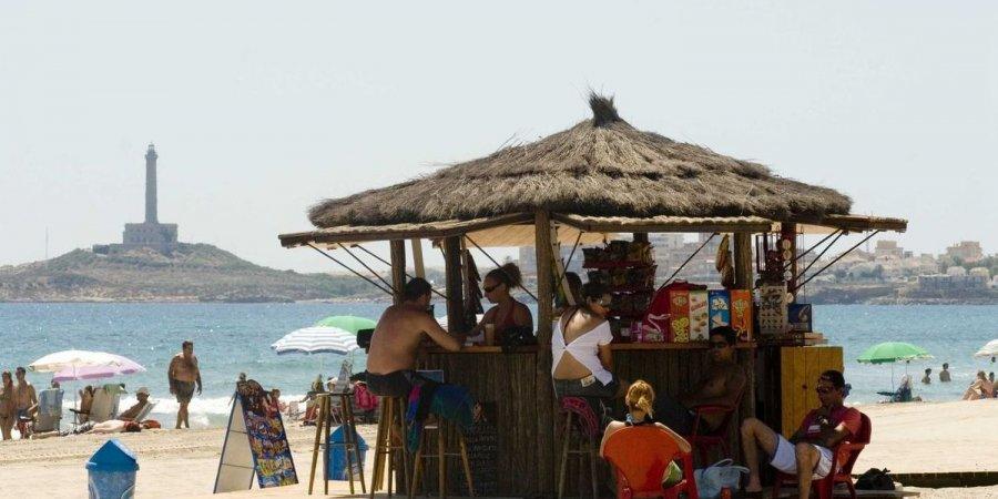 El lunes se abre el plazo para solicitar las instalaciones de temporada en playas