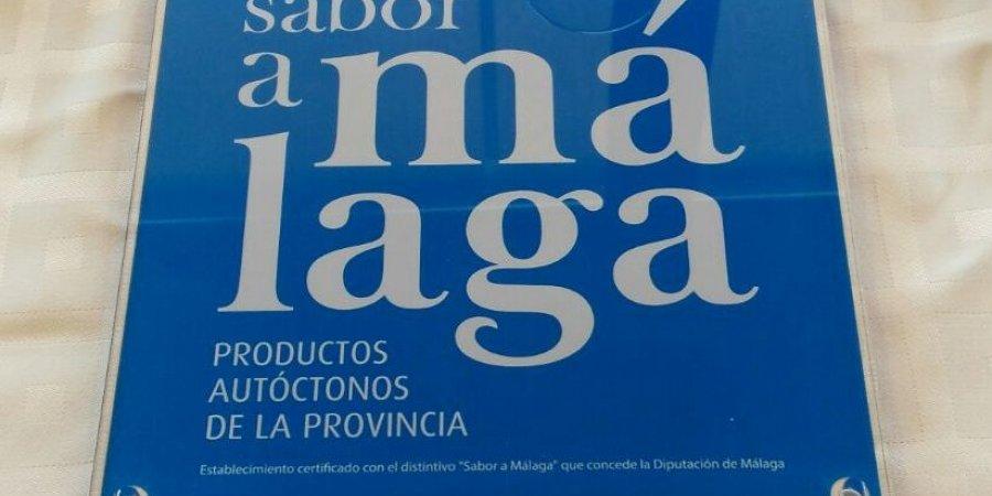 Los Chiringuitos de Málaga reciben el distintivo 'SABOR A MALAGA'