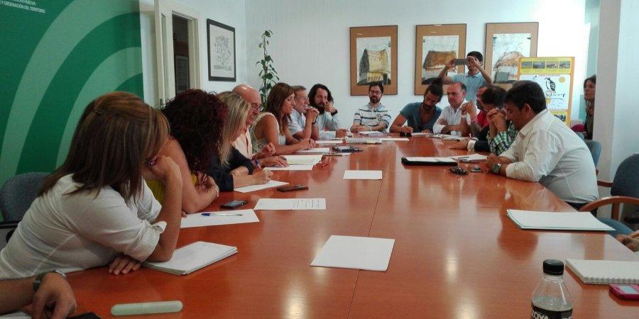 Convocatoria de la Mesa Técnica de Chiringuitos de Huelva