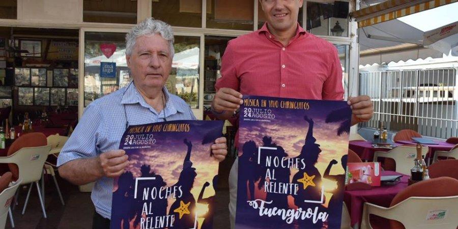 'NOCHES AL RELENTE' EN NUESTROS CHIRINGUITOS