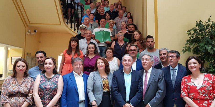 La Junta concede la licencia a 34 empresarios del sector de los chiringuitos de la provincia de Málaga